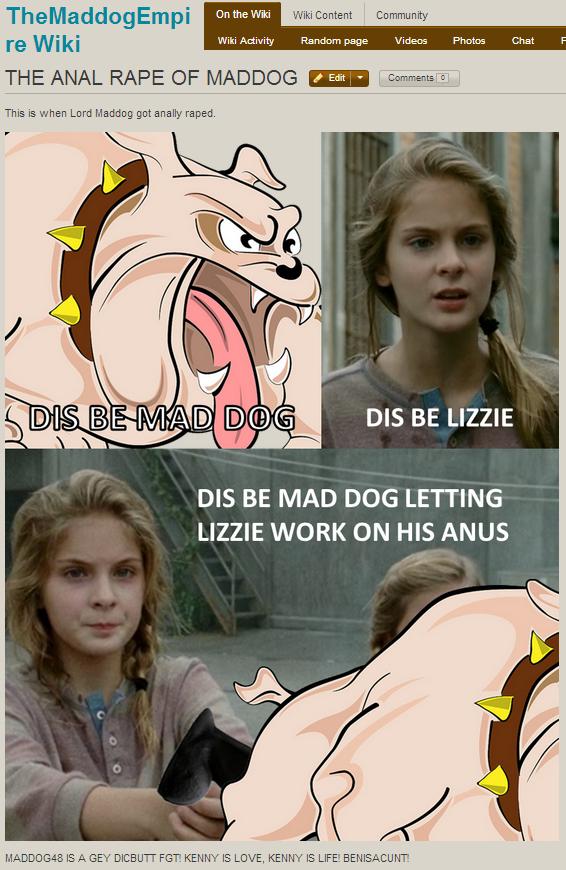 Maddog rape
