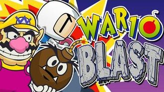 Wario Blast! - The Lonely Goomba-0
