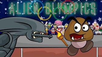 Alien Olympics 2044 AD - The Lonely Goomba-0