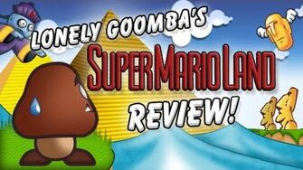 Lonely Goomba Reviews Super Mario Land-0