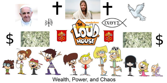 File:The Luxurious Loud House wallpaper.png