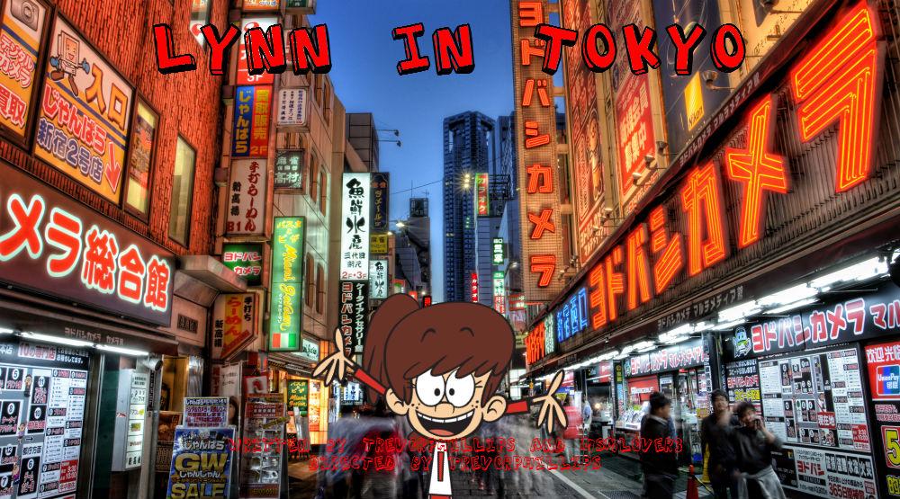 Lynn In Tokyo The Loud House Fanon Wikia Fandom