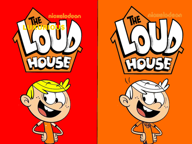 File:The Luxurious Loud House and The Loud House.png