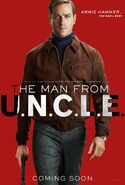 The Man from U.N.C.L.E. (film) poster 8