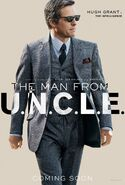 The Man from U.N.C.L.E. (film) poster 7