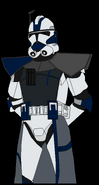 Booster Skirata - Concept Art Phase II