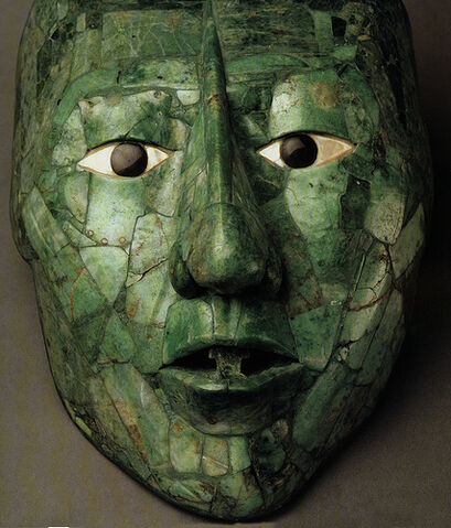 File:Jade funerary mask of the Mayan ruler Pakal the Great.jpg