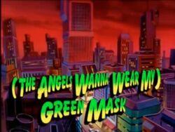 Theangelswannawearmygreenmask