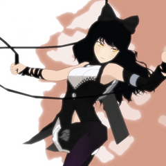 Blake, the girl who took Angel into the <i>White Fang</i>.