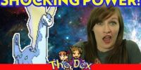 Aurorus' Ice-powers are REAL!? - The Dex! Episode 108!
