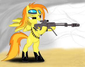 Sharpshooter spitfire by spitshy-d4i3yxj