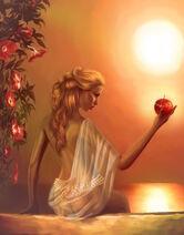 Aphrodite Venus Greek Goddess Art 10 by lilok lilok
