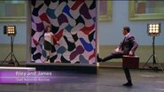 """The Next Step - James and Riley """"Whirlwind"""" Duet"""