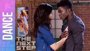 "The Next Step - Extended LaTroy & Sloane ""Control"" Hip-Hop Duet (Season 4)"