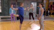 "The Next Step - Extended Dance Eldon & Hunter ""Plastic Love"" Dance Battle Rematch"