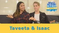 The Next Step Wild Rhythm Tour Taveeta and Isaac – 5 Tour Questions