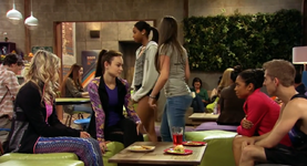 Michelle Amanda Shantel Tess Thalia Eldon season 3 episode 1