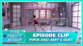 Episode Clip Piper and Amy's Duet - The Next Step