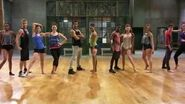 """The Next Step - Extended- New A-Troupe's """"Be Free Tonight"""" Dance"""