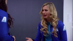 Dsmn michelle tells amanda that she cannot go