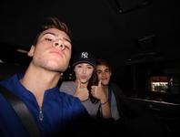 Zac, Jennie, Brennan