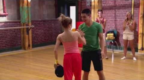 "DUET - James & Riley from episode 7 of ""The Next Step"""
