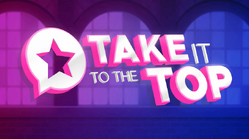 Take it to the top logo