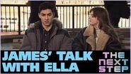 James' Talk With Ella – The Next Step