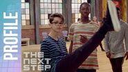 The Next Step Season 5 - Julian Lombardi ('Ozzy') Profile