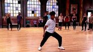 "The Next Step – Extended Dance Audition Group 2 ""Freestyles"""