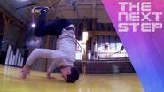 The Next Step - Trick Off Head Slide