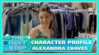 Character Profile Alexandra Chaves - The Next Step