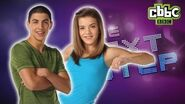 The Next Step - Riley and James Duet Dance Routine - CBBC