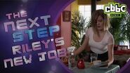 The Next Step - Series 3 Episode 23 - Riley's a waitress?