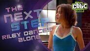 The Next Step Season 2 Episode 8 - Riley Dances Alone