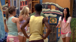 Riley Michelle West James Stephanie season 1 episode 3