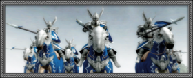 Swan knights