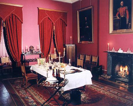 Calderbank Dining room