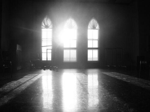 Calderbank dance studio