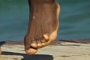 Athletes foot to the max