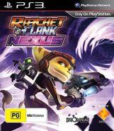 Ratchet & Clank Into the Nexus AUS