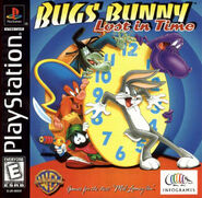 Bugs Bunny Lost In Time NA