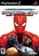 Spider-Man WOS PS2