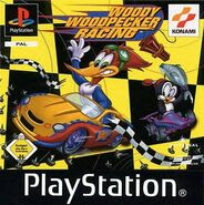 Woody Woodpecker Racing EU