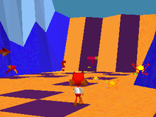 220px-Bubsy 3D gameplay
