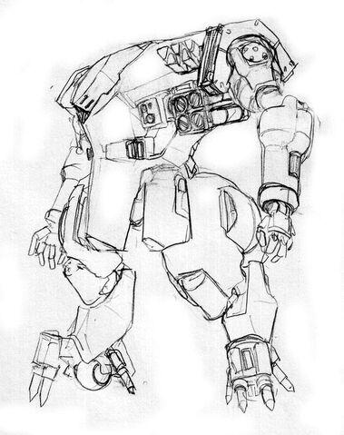File:Powered hard suit by spadeoface-d5nt72f.jpg