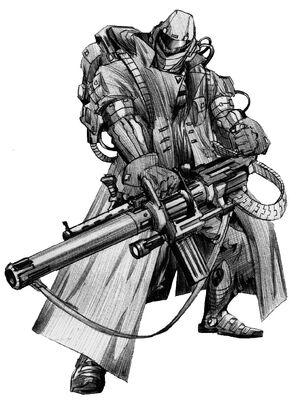 Emperor Sardaukar