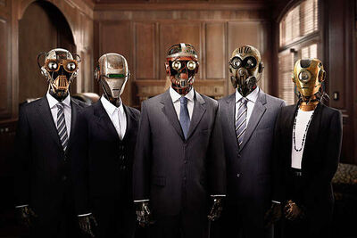 Business-suits