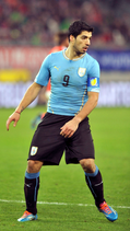 Luis Suarez (Uruguay Association Football)