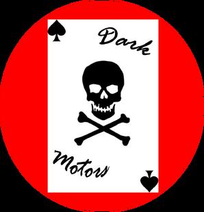 The Dark Motors Logo